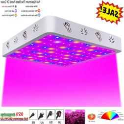 3000W LED Grow Light Hydroponic Full Spectrum Indoor Veg Flo