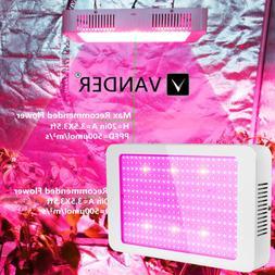 3000W LED Grow Light Kit Pro Full Spectrum Veg Enhanced Edit