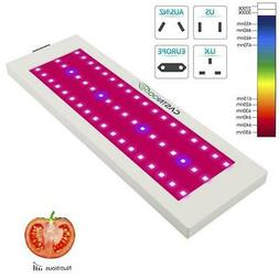 300W 54 LED Grow Light Full Spectrum Indoor Hydro Veg Flower