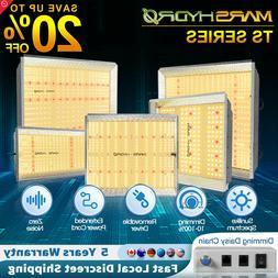 Mars Hydro TS 600W 1000W 2000W 3000W LED Grow Light Kit Full