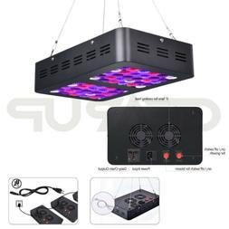300W LED Grow Light 2 Chip Spectrum Hydroponic Indoor For Ve