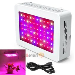 300W LED Grow Light Hydro Full Spectrum Veg Flower Indoor Pl