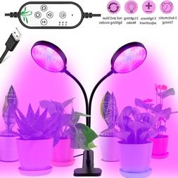 30w usb dimming led font b grow