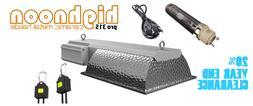 Highnoon 315 Watt PRO CMH Grow Light Fixture Kit