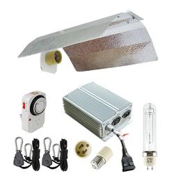 Digital Grow 315W CMH CDM 120/240V Grow Light Fixture WING K