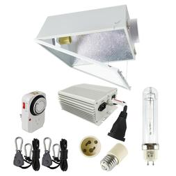 Digital Grow 315W CMH CDM 120/240V Grow Light Fixture Reflec