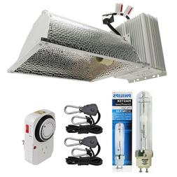 Hydro Crunch 315W CMH CDM Grow Light Fixture W/Philips 3100K