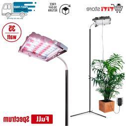 35 Watt LED Grow Light Full Spectrum for Indoor Floor Lamp F