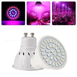 WXLAA 35LED Grow Lamp Full Spectrum Led Bulb Flowering Plant