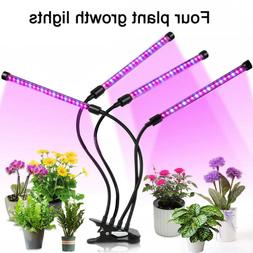 360° Grow Light 36W LED Grow Light Bulbs Plant Lights for I