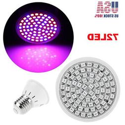 36W LED Grow Light Full Spectrum Lamp Bulb For Plant Hydropo