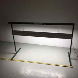 Hydrofarm 4-Foot Jump Start T12 Grow Light System w/ Stand,