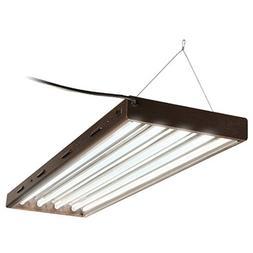 4 ft. 4 Lamp F54T5-HO Fluorescent Fixture - Lamps Incl. - Tu