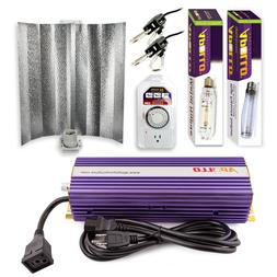 Apollo Horticulture 400 600 1000w MH HPS Grow Light Kit Syst