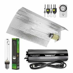 VIVOSUN 400w 600w 1000w Watt Grow Light Kit HPS Ballast Gull