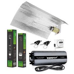 VIVOSUN 400w 600w 1000w Watt Grow Light Kit Ballast HPS MH W