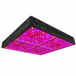 MEIZHI 450W LED Grow Light Full Spectrum Reflector Hydroponi