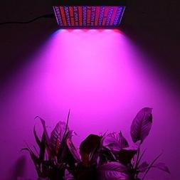 45W LED Grow Light, UNIFUN New Light Plant Bulbs Plant Growi