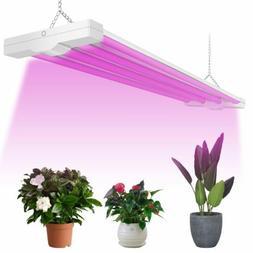 4FT LED Grow Light Full Spectrum Integrated Growing Fixtures