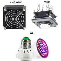 4w 300w watt led grow light full