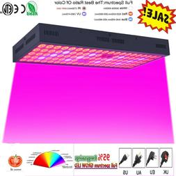 5000W LED Grow Light Hydroponic Full Spectrum Indoor Veg Flo