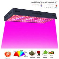 5000W LED Grow Light Strip Hydroponic Full Spectrum Veg Flow