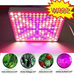 500W LED Grow Light Full Spectrum SMD2835 Panel Plant Lights