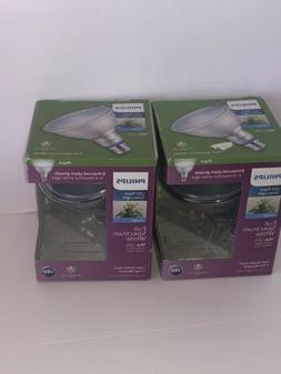 Philips 532969 LED PAR38 Plant Grow Light Bulb: 1200-Lumen,