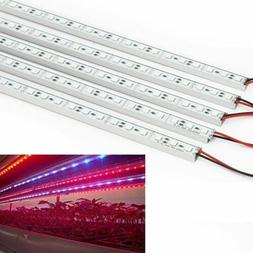 5Pcsx0.5M 25W LED Grow Light Bar Hard Strip Lamp indoor Plan