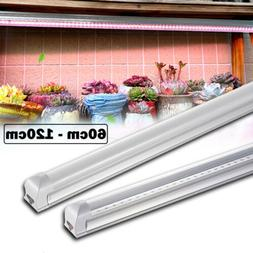 600-1200MM Led Grow Light Full Spectrum T8 Integrated Tube L