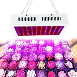 Urparcel Full Spectrum 300W LED Grow Light for Indoor Plant