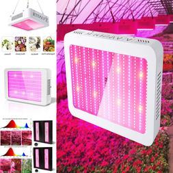 VANDER 600W-2000W LED Grow Light Panel Full Spectrum Hydropo