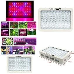 YaeTek 600W/800W/1000W/1200W LED Grow Light Full Spectrum fo