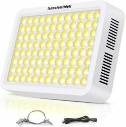 600W Full Spectrum 3500K LED Grow Light for Hydroponic Green