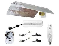 Hydro Crunch 600W Grow Light Digital Dimmable MH System for