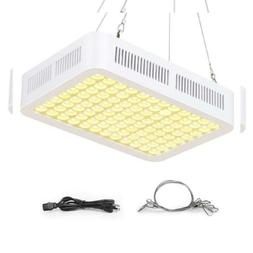 600W Grow Light, Roleadro LED Light White for Indoor Plant,