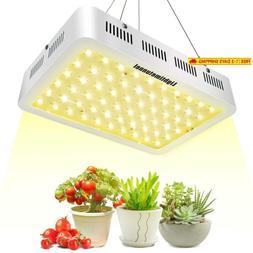 600W Led Grow Light, Lightimetunnel 3500K Full Spectrum Plan