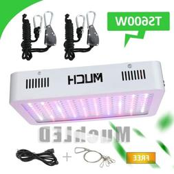 600W LED Grow Light Full Spectrum IR Indoor Plants VEG Bloom