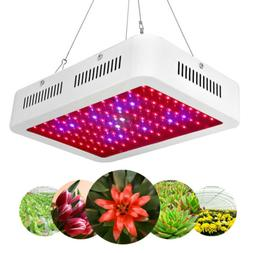 600W LED Plant Grow Light Full Spectrum Lamp Indoor Greenhou