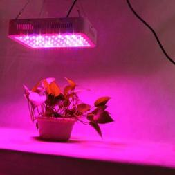 600W LED Grow Light With 2 Fans Double Chips Metal Full Spec