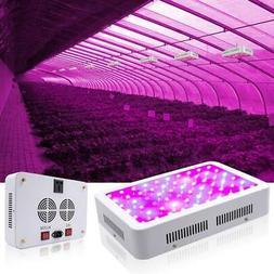 600W LED Grow Light with Bloom and Veg Switch Full Spectrum