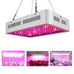 600W LED Indoor Plants Grow Light Kit, Full Spectrum with UV