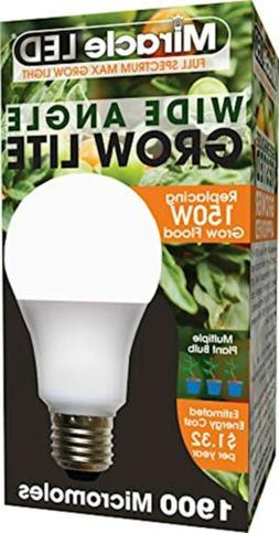 MiracleLED 604594 Grow Light, 1 Pack, Multi-Plant White 150W