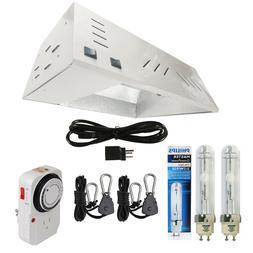 Hydro Crunch 630W CMH CDM Grow Light Complete Fixture W/Phil