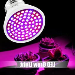 72 LED E27 Plant Grow Light lamp flower seeds Growing Lights