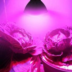 72 LED E27 Plant Grow Light Lamp Flower Growing Lights Bulbs