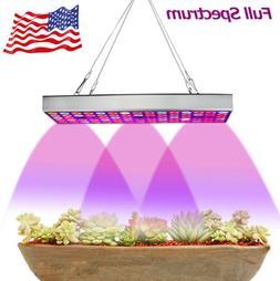 8000W LED Grow Light Full Spectrum Hydro Fr Veg Flower Medic