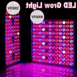 8000W LED Grow Light Hydroponic Full Spectrum Indoor Plant F