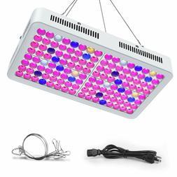 Lightimetunnel 800w LED Grow Light, Full Spectrum Reflector-