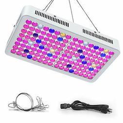 800w led grow light full spectrum reflector